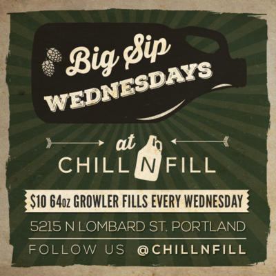 Chill-N-Fill-Big-Sip-Wednesdays