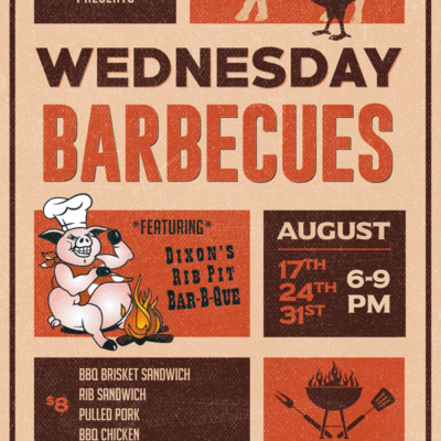 Chill-n-Fill-BBQ-Wednesdays-Flyer